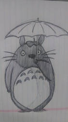 My Neighbor Totoro by LucidArtist83