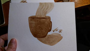More Coffee! by LucidArtist83