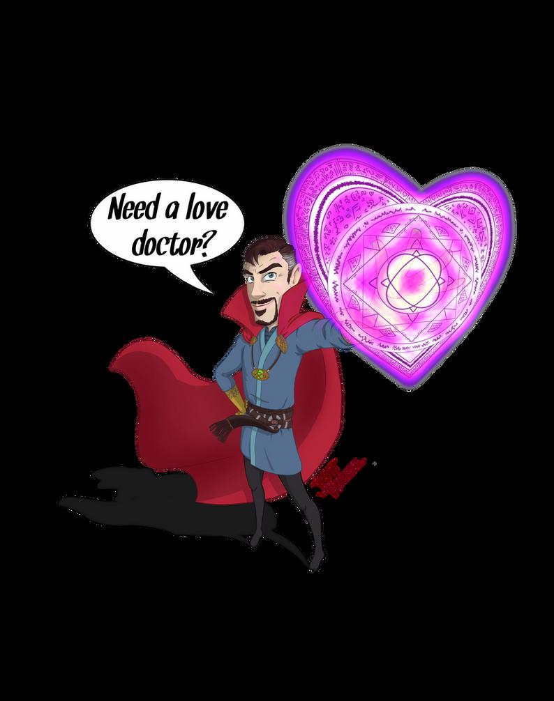 Love Doctor by LucidArtist83