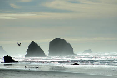Seaside, OR by LucidArtist83