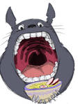 30 Min Totoro by LucidArtist83