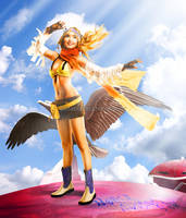 Final Fantasy: Rikku - Final by jaytablante