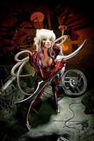 WitchBlade: Amaha Masane by jaytablante