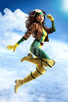 Rogue in Flight by jaytablante