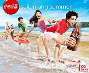 Coke Summer 2012 by jaytablante