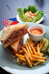 Roastbeef Sandwich by jaytablante