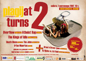 plagij.at turns2 poster by FlavrSavr