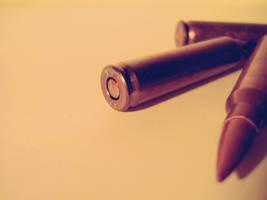 bullets II by MaithaNeyadi