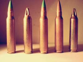 bullets III by MaithaNeyadi