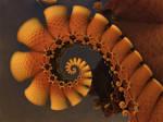 Unfolded Tentacle II by ellarien