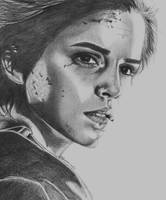 Hermione by Qraizi-mepha