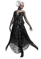 Free Resource: Demon Model by CatONineTales
