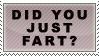 Fart.Stamp by Keepinschtum