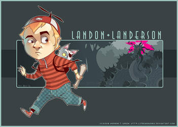 4 Year Anniversary - Landon by DrewGreen