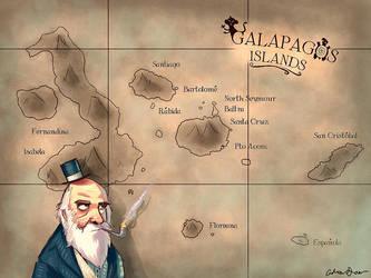 Galapagos by DrewGreen