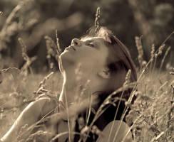 Blowing field by Kuallo