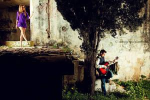 guitar calling by OrestisCharalambous