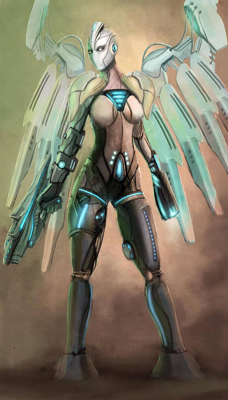 Robotik by N-Deed