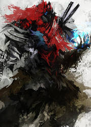 Samurai I by N-Deed