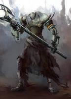 Krush Warrior by N-Deed