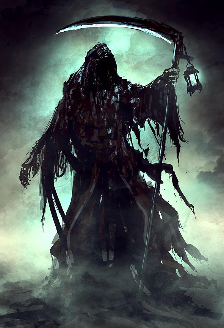 Grim Reaper|Commission by N-Deed