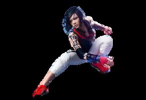 Mirror's Edge Catalyst render by Amia2172