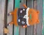 cat Orange by talitka
