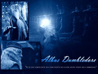 Dumbledore Wallpaper by cetratodes