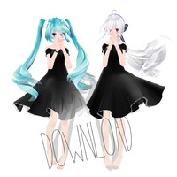TDA Transparent Answer - DOWNLOAD by Melo-chaan