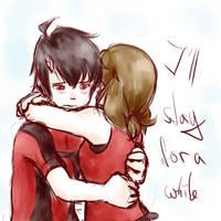 Hug by sapph96