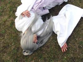 Shizuka hiou cosplay I by Sally-hiou