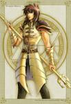 Golden Fantasy-Dohko by uuyly