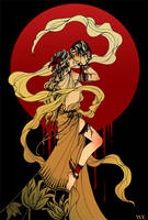 Salome by uuyly