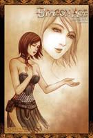 Leliana by uuyly