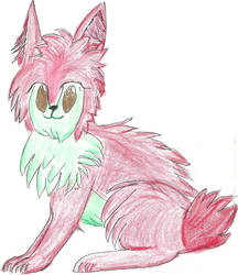 Pink!  Contest entry for BudgieBoo by cddmanful