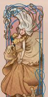 Fan Art: Faye from Amya by tinkerbelcky