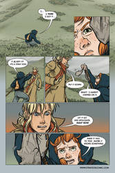 Stray Sod, Chapter 4: Page 1 by tinkerbelcky