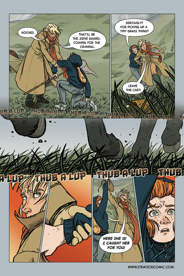 Stray Sod, Chapter 4: Page 6 by tinkerbelcky
