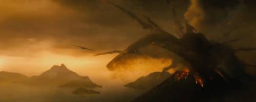 Godzilla (2019) - Primer vistazo de Rodan by Alejandro453