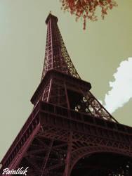 Eiffel Tower II. by Paintluk