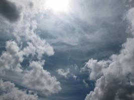 sun and clouds by DisneyPrincessNeeNee