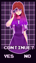 |OC| Continue? by Linmie