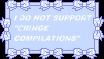 Cringe Compilations stamp by ACorgiInHumanClothin