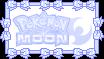 Pokemon Moon Stamp by ACorgiInHumanClothin