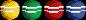 F2U Heathers croquet Balls Divider + Seperates by ACorgiInHumanClothin
