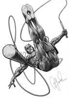 Daredevil Commission by davidyardin