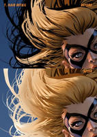 Ms Marvel Step 7 by davidyardin