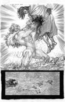 X-Men Origins Gambit Page 22 by davidyardin
