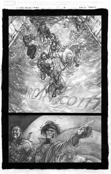 X-Men Origins Gambit Page 18 by davidyardin