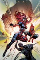Spider-Man Presents Jackpot 1 by davidyardin